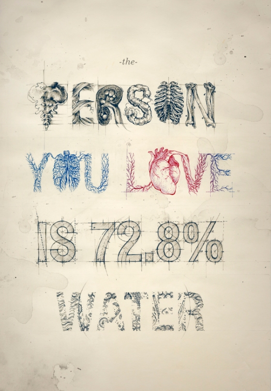 72percent water
